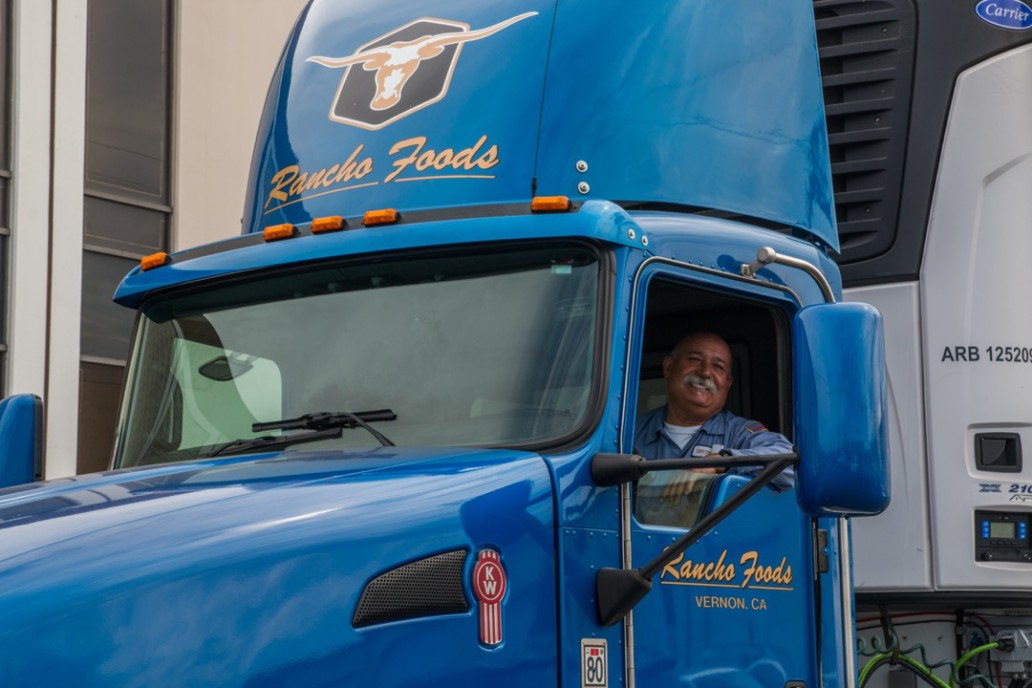 Rancho Foods driver